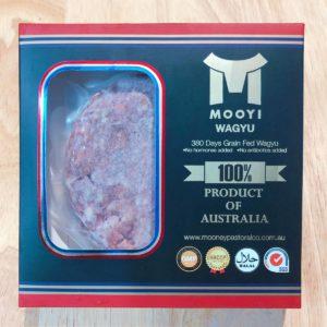 澳洲Mooyi和牛漢堡扒(NEW)