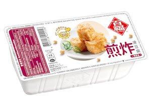 百福蒸炸豆腐