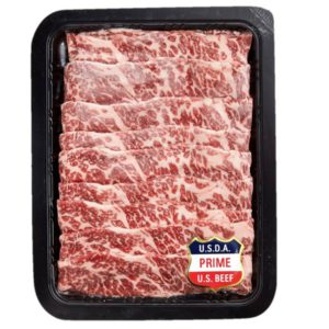 美國PRIME牛小排火鍋片