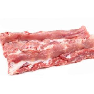 豬骨-脊骨