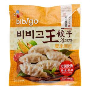 CJ鮮菜豬肉王餃子