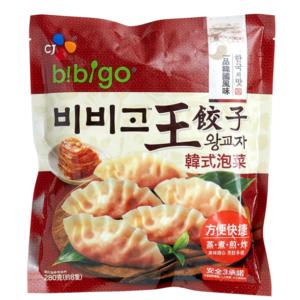 CJ韓式泡菜王餃子
