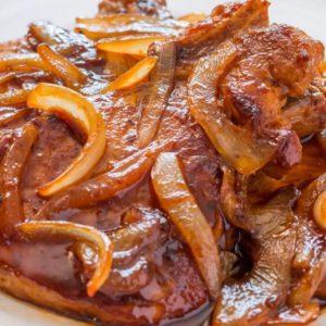 洋蔥豬扒材料包👑本月NO.1️⃣