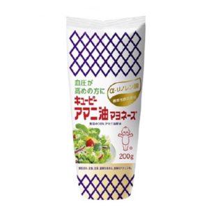 日本QP阿曼尼 亞麻籽油蛋黃醬 ( NEW )