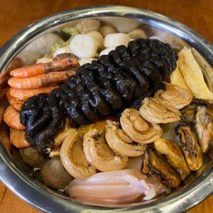 🐵賣菜仔圍爐取暖盆菜 6人份(需於3日前落單)