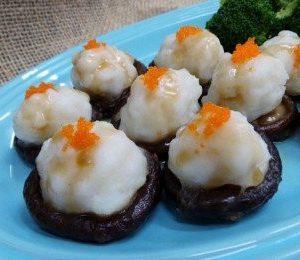 墨魚滑釀冬菇材料包 ( NEW )⭐