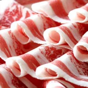 日本鹿兒島豬腩肉火鍋片(NEW)