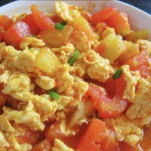 蕃茄炒蛋材料包(NEW)