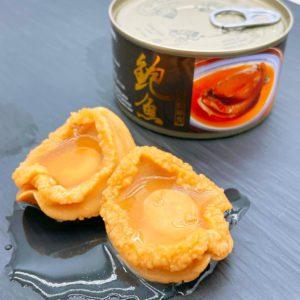 紅燒罐頭鮑魚 ( 2隻裝 )