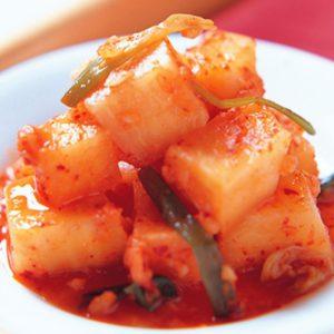 泡菜醬醃蘿蔔 材料包 ( NEW )⭐