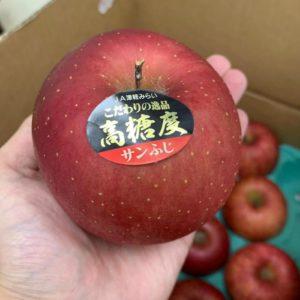 日本高糖度富士蘋果🍎 ( NEW )